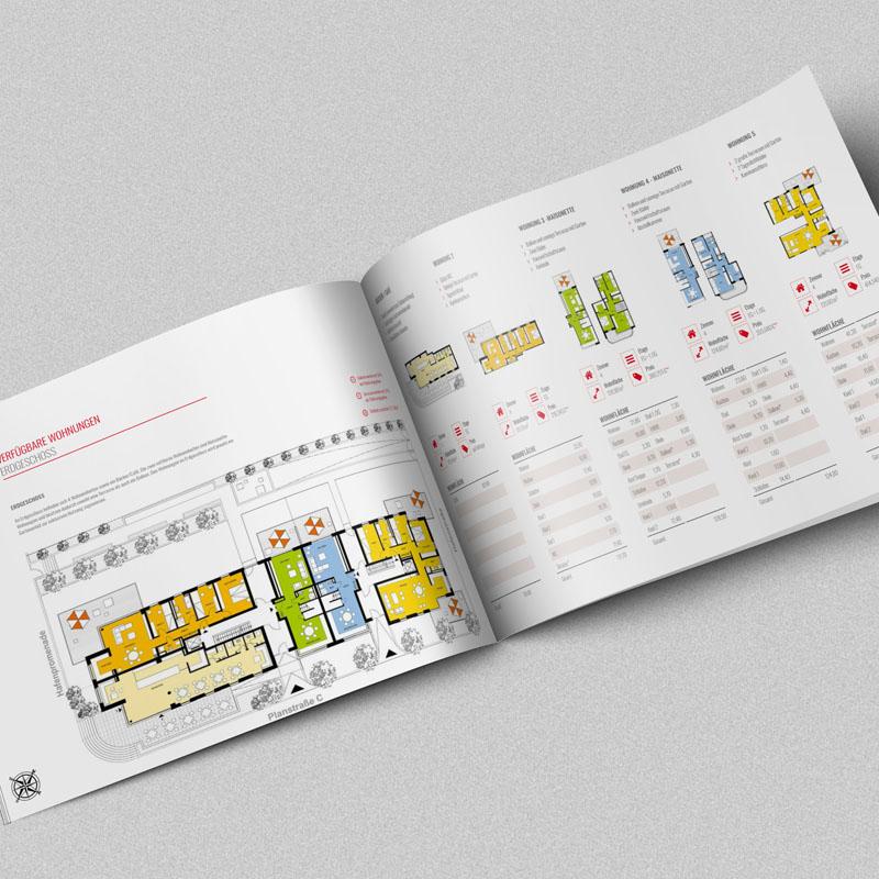 Broschüre Design Agentur Wildau