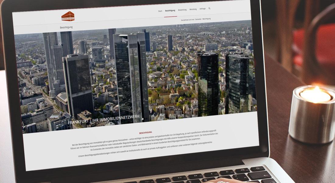Webseite erstellen Wildau