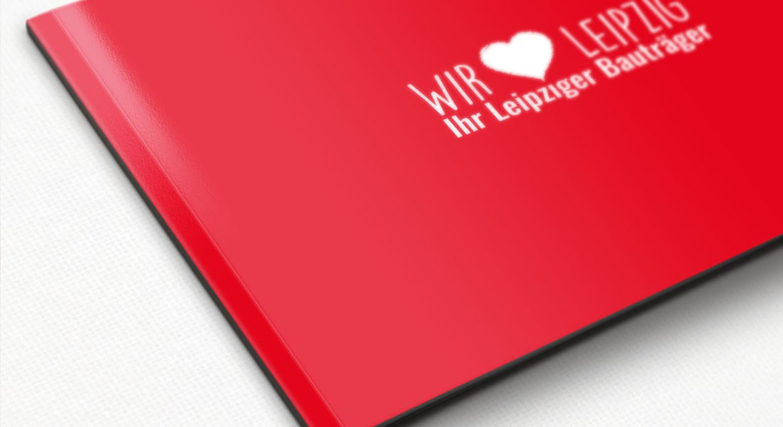 Broschüre Design Wildau