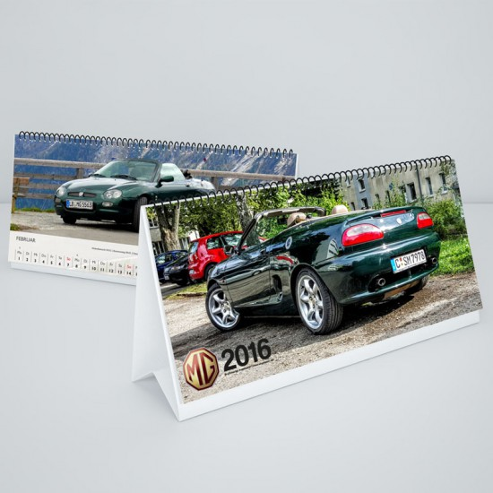 Kalender Design Wildau