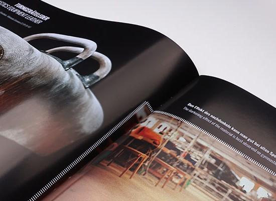 Magazin Layout Design Wildau