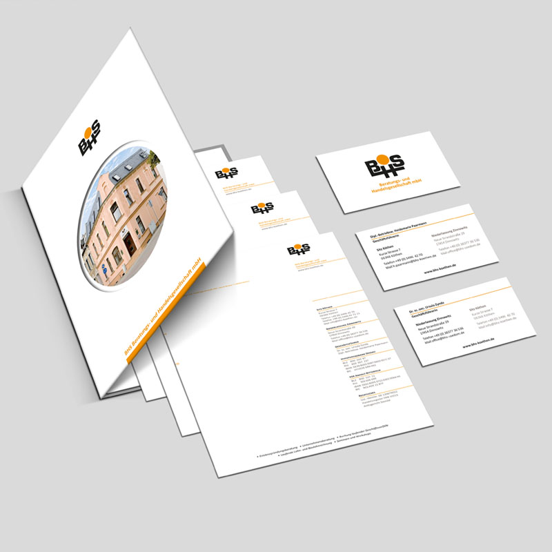 Corporate Design Agentur Wildau in Brandenburg
