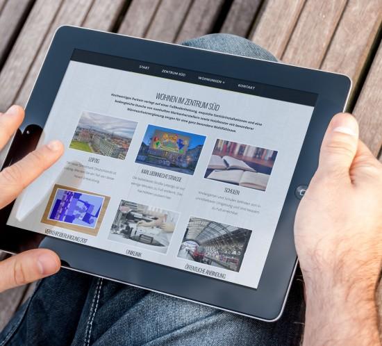 Webseite erstellen lassen in Wildau