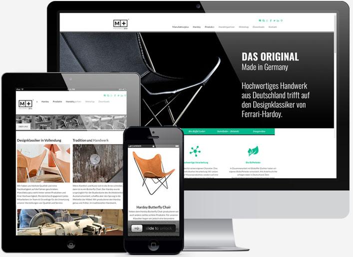 Webdesign in Königs Wusterhausen