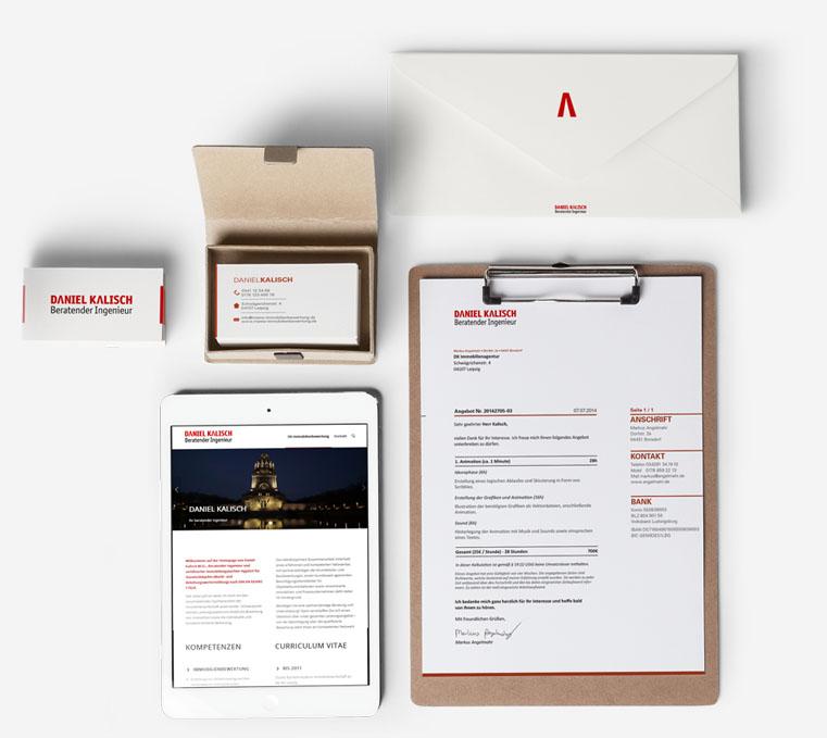 Design für Unternehmensgründer Gesamtpaket
