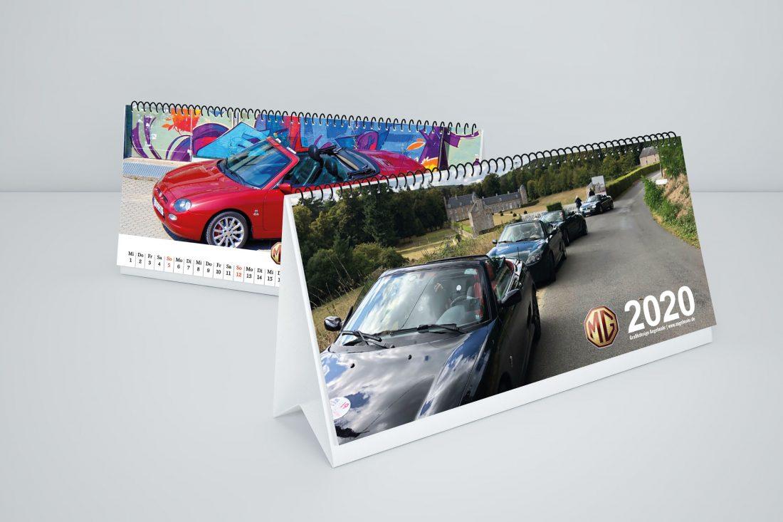 MG Kalender 2020